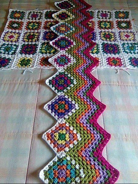 Delicadezas en crochet Gabriela: Patrones de motivos en ganchillo y ...