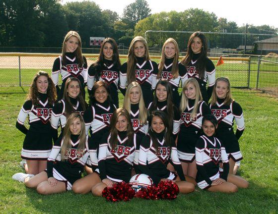 High School Cheerleader | Emerson High School Cheerleading ...