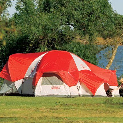 Coleman Somerset Tent Customer Reviews For Coleman Somerset Pass Tent With Storage Tent Cabin Tent Outdoor Camping
