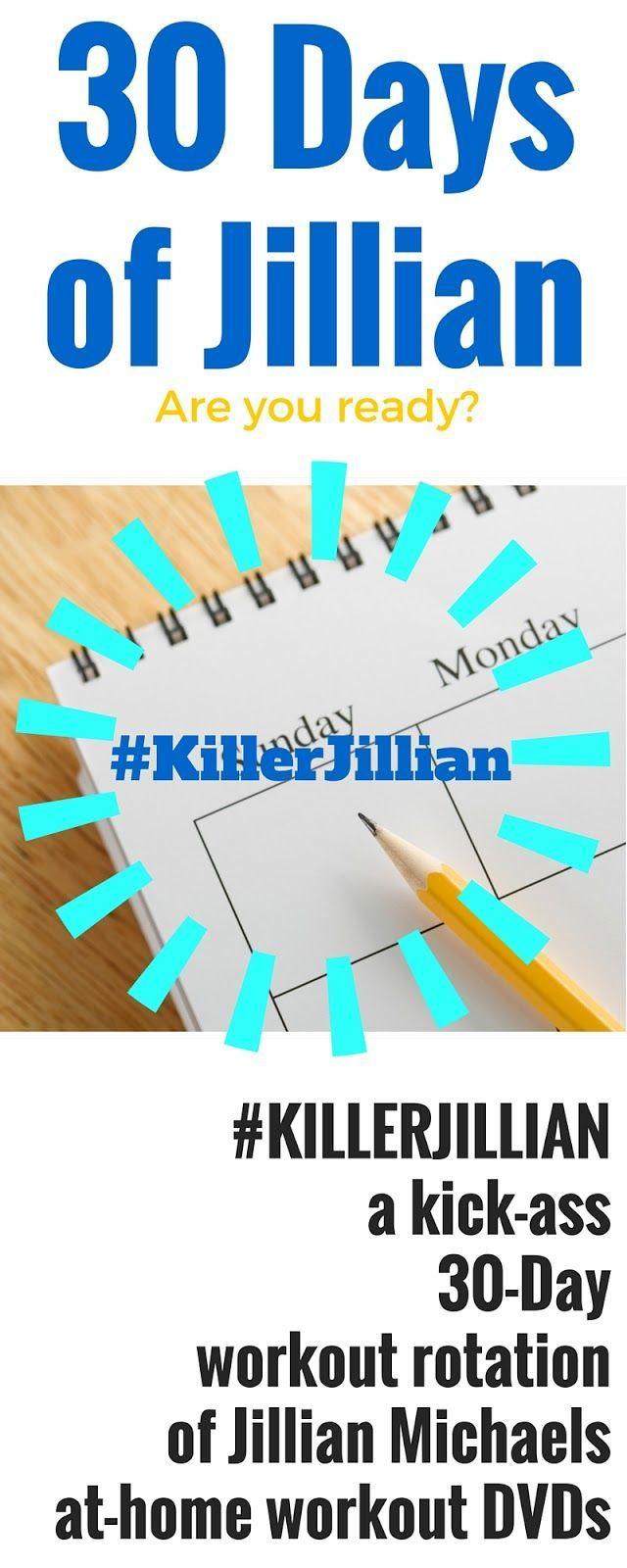 New Jillian Workout Calendar Free Printable Ready For A