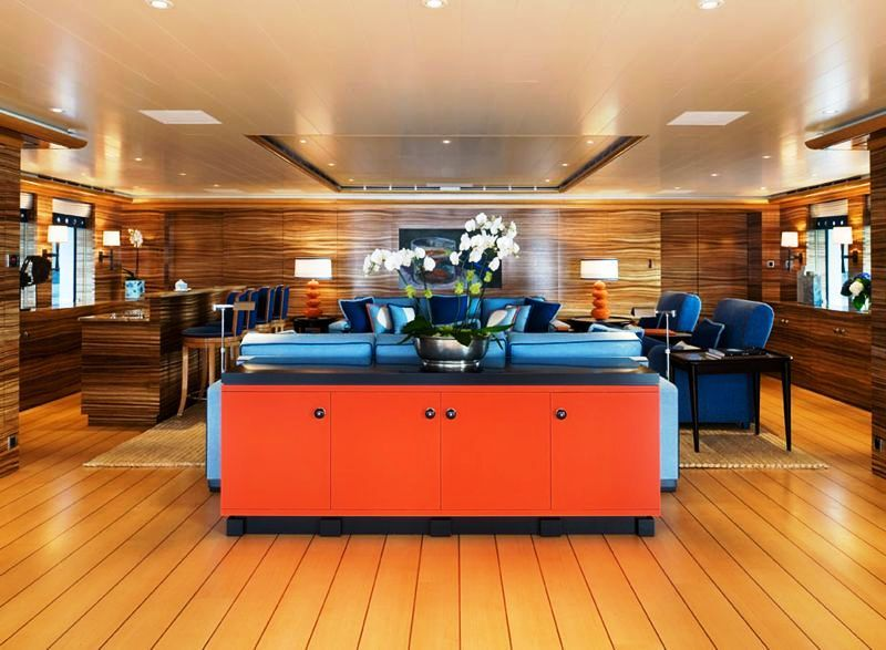 interior yacht design | yacht tv - interior design by alberto, Innenarchitektur ideen