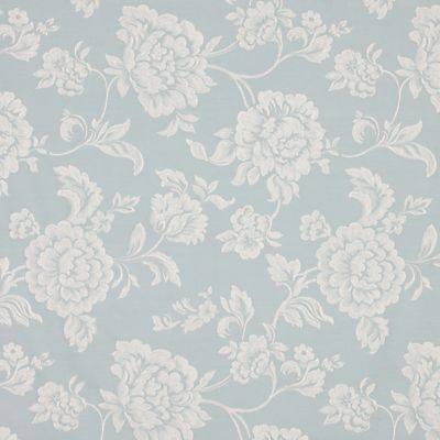 John Lewis Floral Shabby Chic Fabric Duck Egg How To