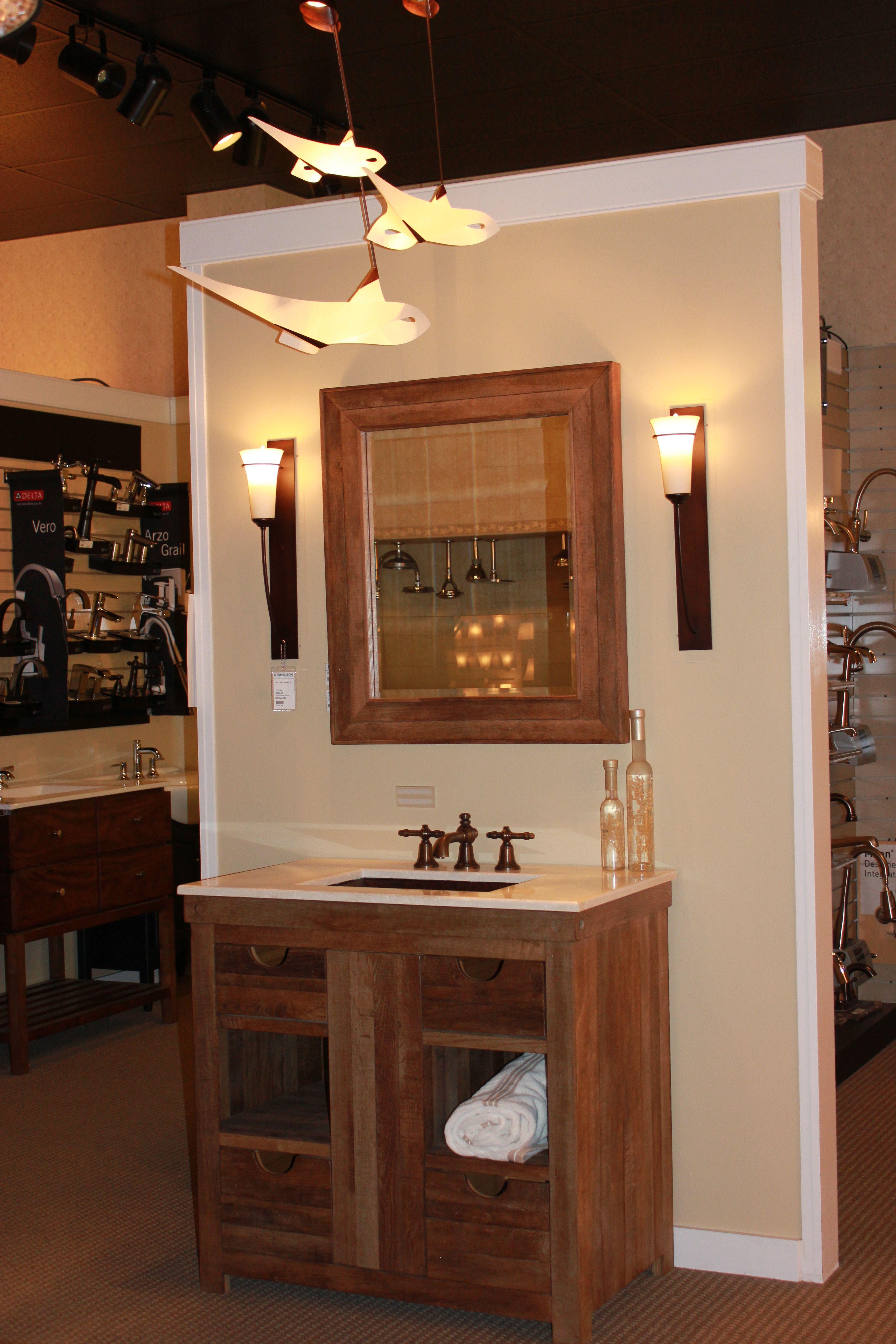Native Trails Chardonnay bathroom vanity in Ferguson\'s King of ...