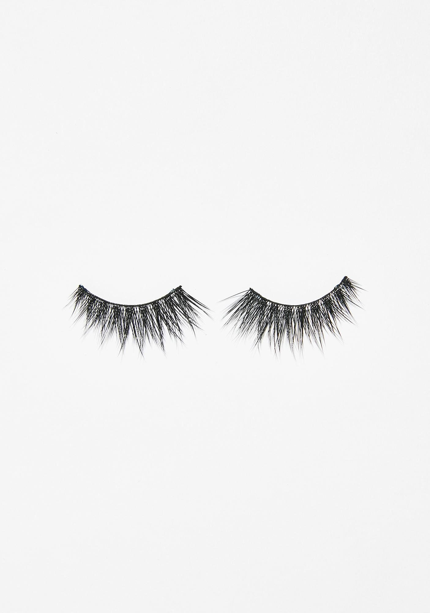 2fdb78eee76 Rouge & Rogue Lady Killer Luxe Lashes at Dolls Kill, an online punk, goth,  rave, kawaii, and streetwear clothing store. FAST & FREE WORLDWIDE SHIPPING.