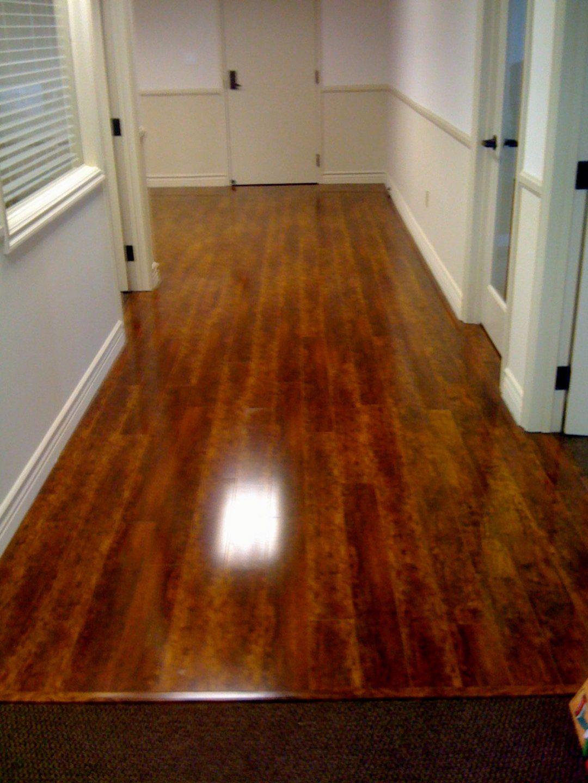 Shiny Wooden Floors Vinyl Plank Luxury Wood