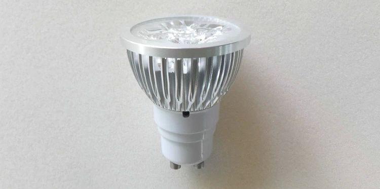 GU10  3W  LED bulb lamp Cup light energy saving Super bright  AC220V  white / warm white 20pcs/lot free shipping $58.00