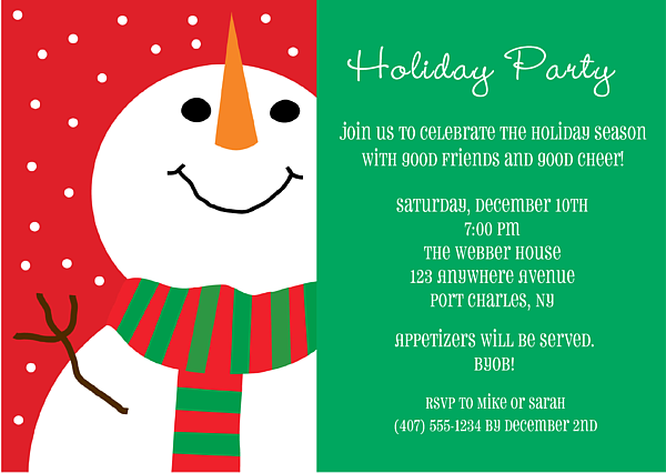 17 Best images about Christmas Party Invitations on Pinterest ...