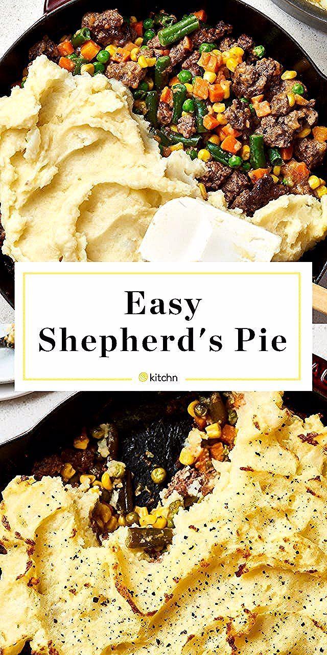 One Skillet Shepherd39s Pie Benötigen Sie Rezepte und Ideen für einfache Abendessen unter One Skillet Shepherds Pie Benötigen Sie Rezepte und Ideen fü...