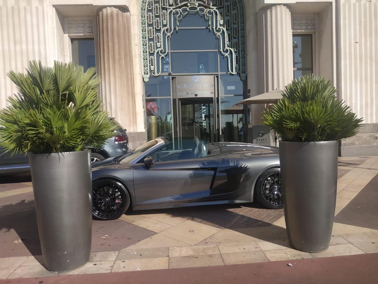 Enjoy The Beauty Of Cote D Azur In The Lap Of Luxury Rent Luxury Cars Sportscars Luxurycars Carrental Rentacar Fran Audi Europe Car Audi A3 Cabriolet