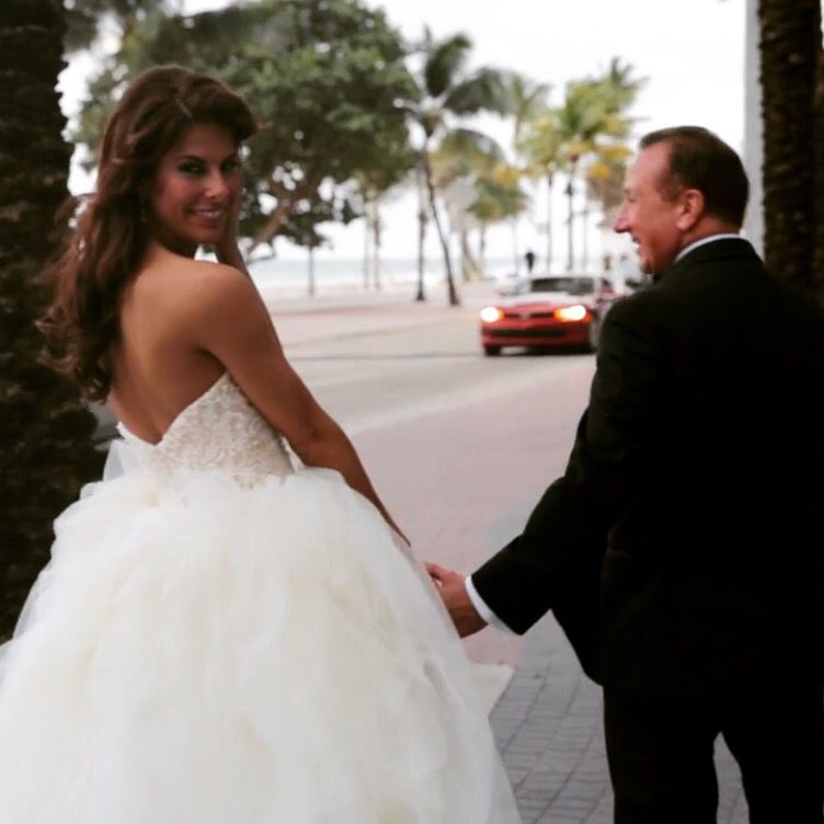 Ball gown wedding dress, Fort Lauderdale Wedding | I guess it\'s time ...