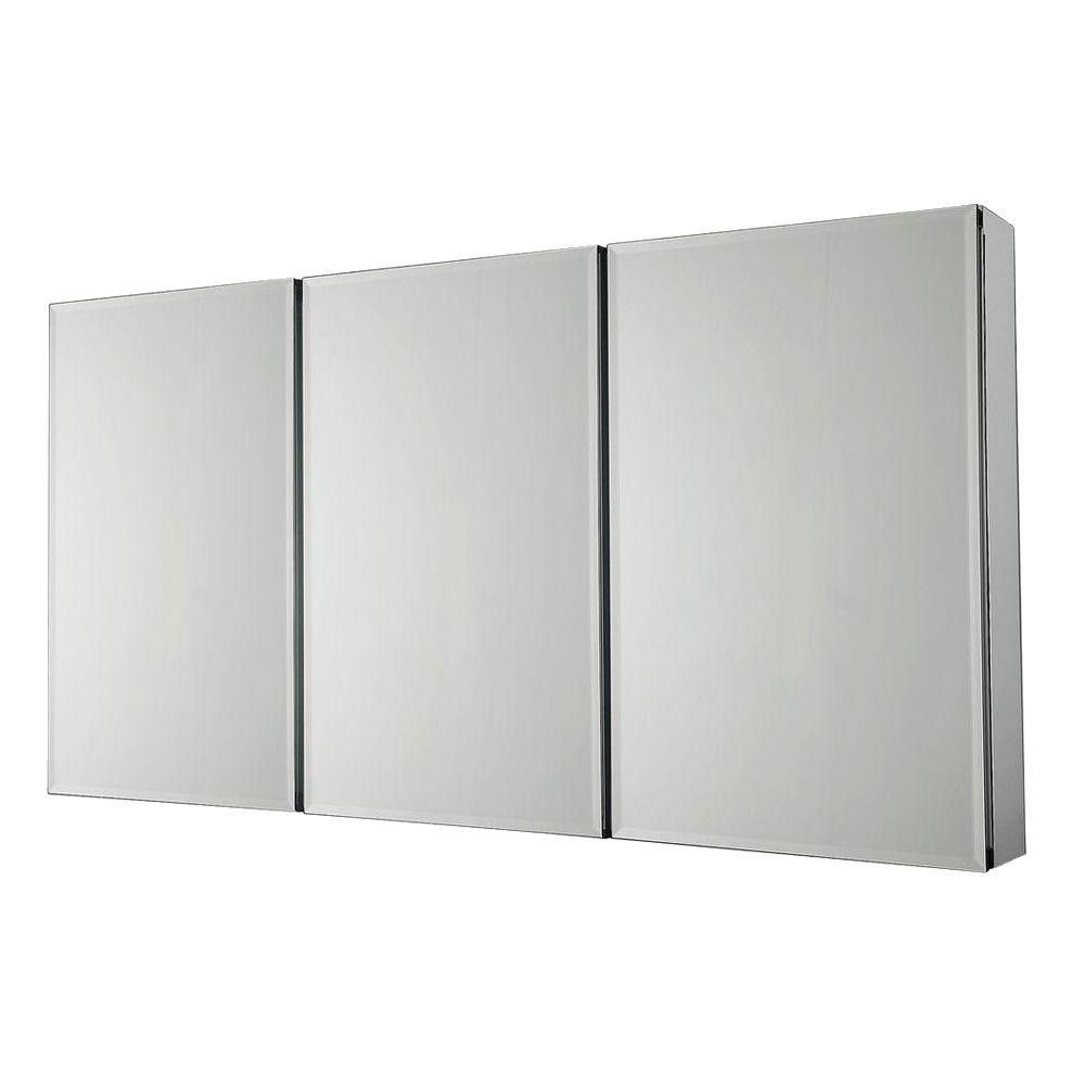 55+ Triple Mirrored Bathroom Cabinet - Kitchen Nook Lighting Ideas ...