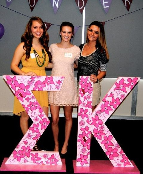 Sigma Kappa During Founder S Day K Sigma Kappa Kappa