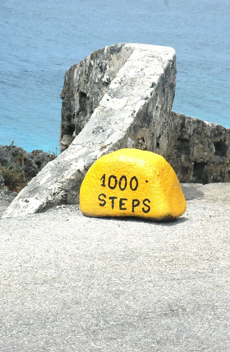 Bonaire shorediving 1000 steps best shorediving in the world dutch caribbean bonaire - The dive hut bonaire ...