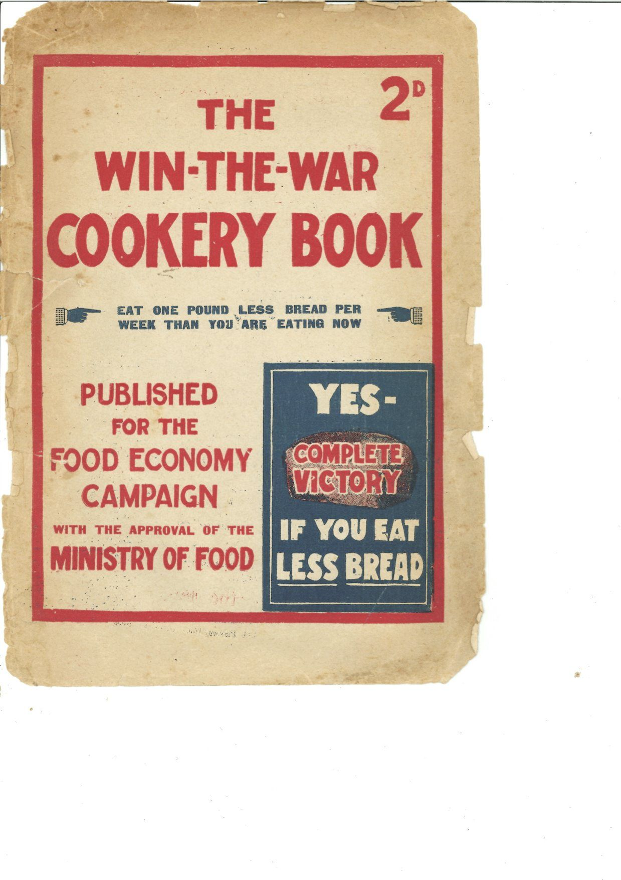 Win the war cookbook wwi british recipes pinterest wwi win the war cookbook wwi british forumfinder Choice Image