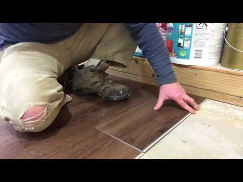 Lifeproof flooring installation YouTube (With images