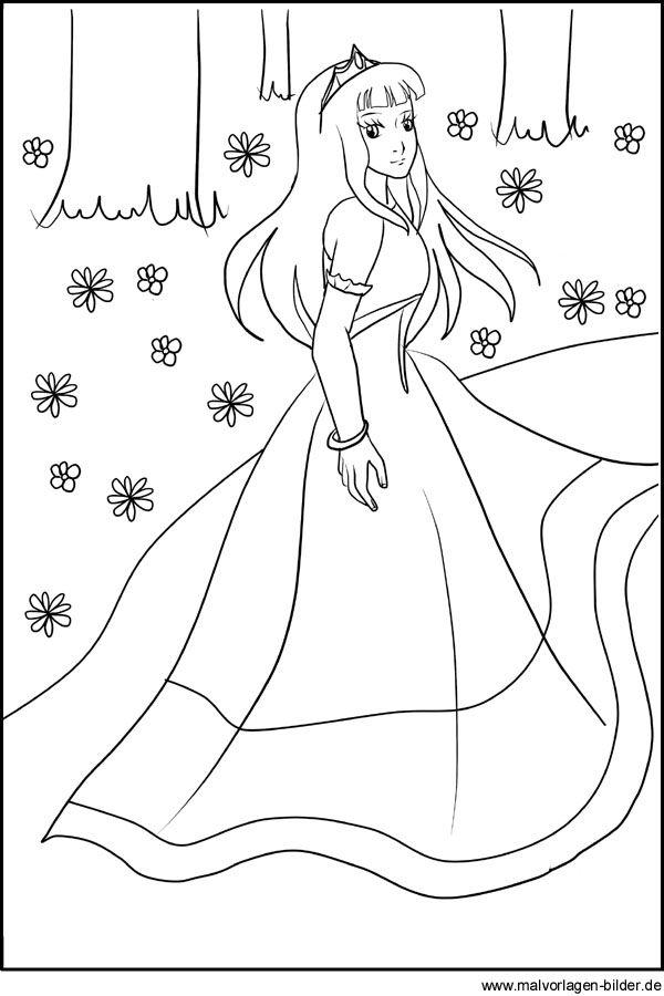 Ausmalbild Prinzessin Ausmalbilder Prinzessin Ausmalbild Barbie Prinzessin Ausmalbilder Gratis Ausma Ausmalbilder Prinzessin Malvorlage Prinzessin Ausmalbilder