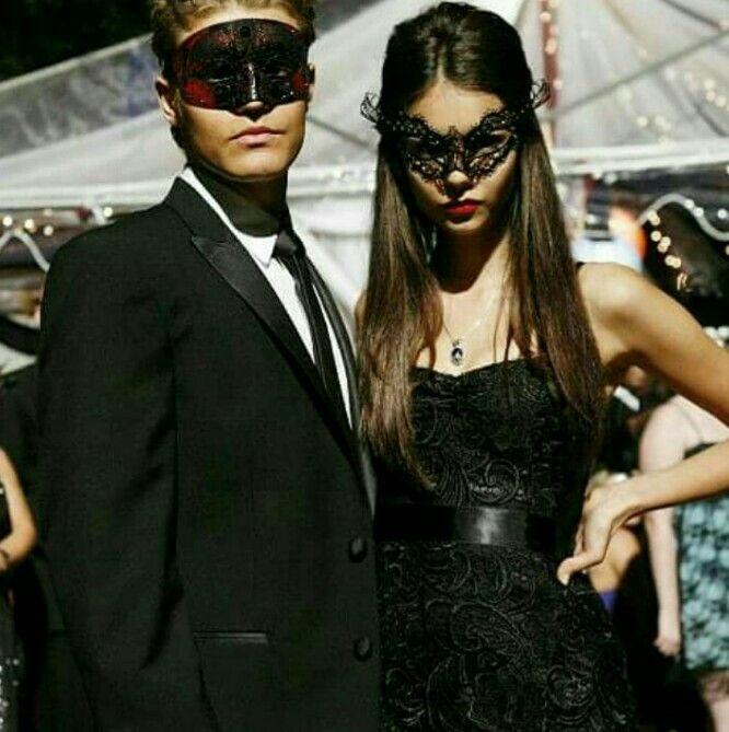 Stefan u0026 Katherine ? & Stefan u0026 Katherine ? | Halloween | Pinterest