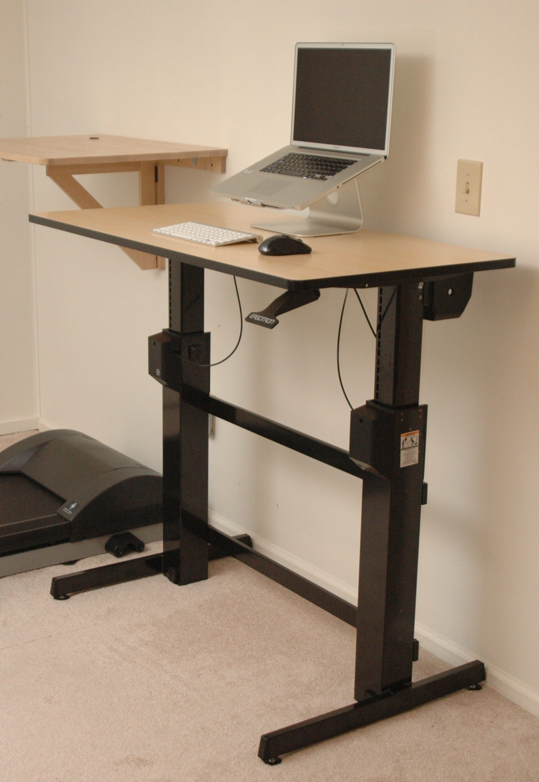 used sit stand desk - diy corner desk ideas check more at http://www