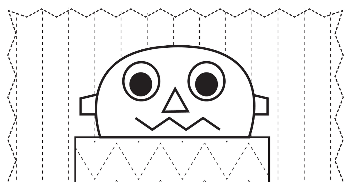 free robot tracing pdf