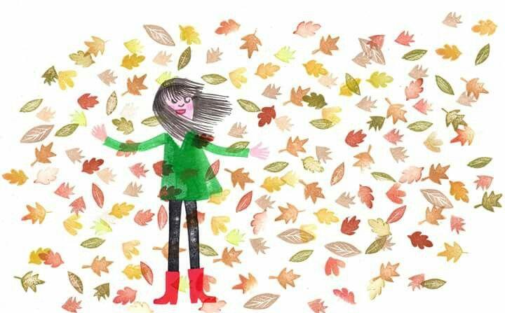 Herfst van Gertie Jaquet