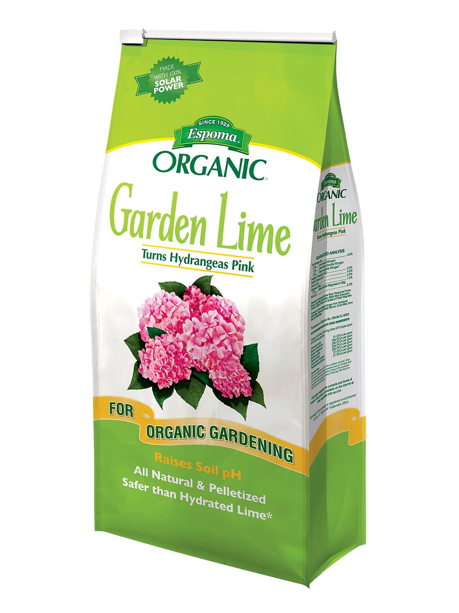 Garden Lime Espoma Garden Lime Lime For Garden Organic