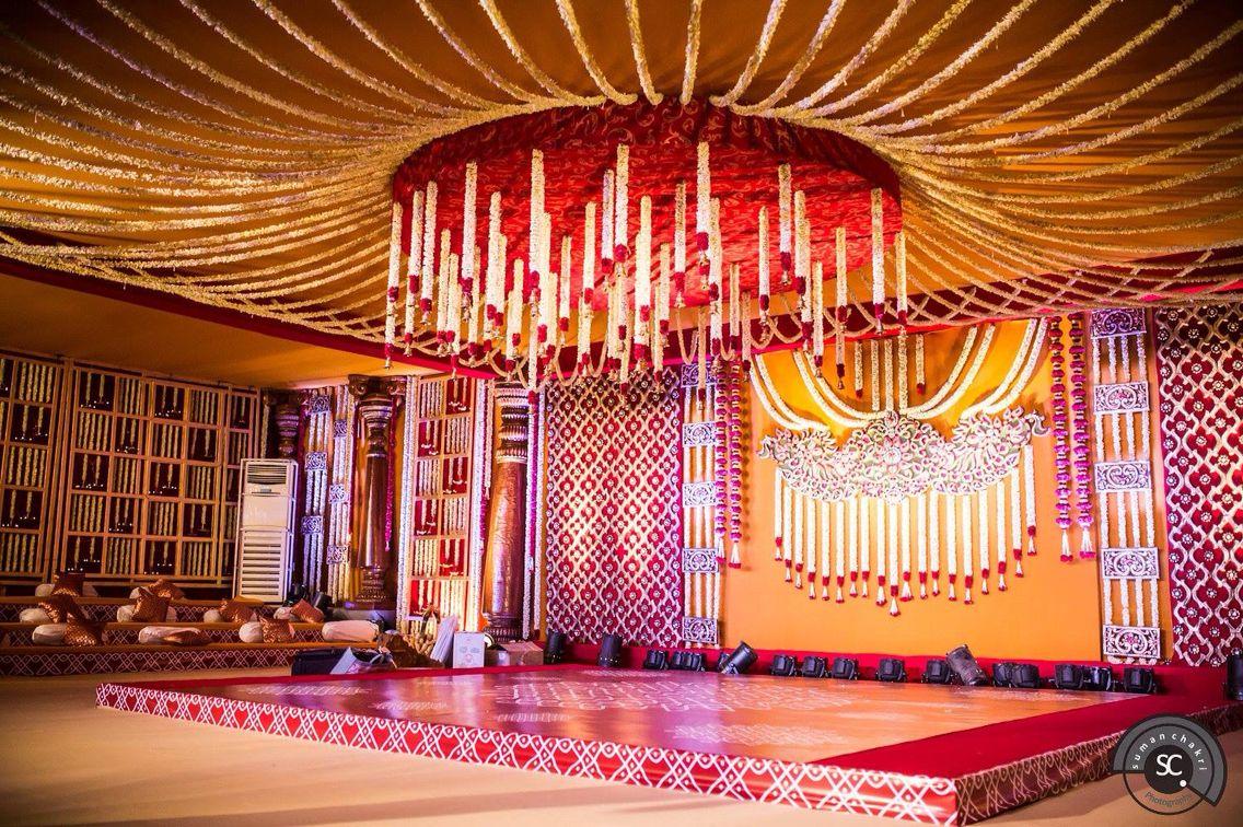 Wedding mandap decoration images  Well planned  sonu  Pinterest  Decoration Wedding stage and Weddings