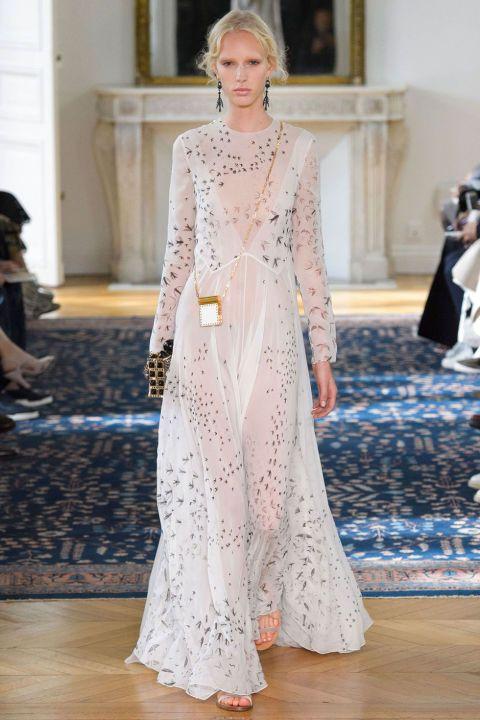 Paris fashion week's best in bridal: