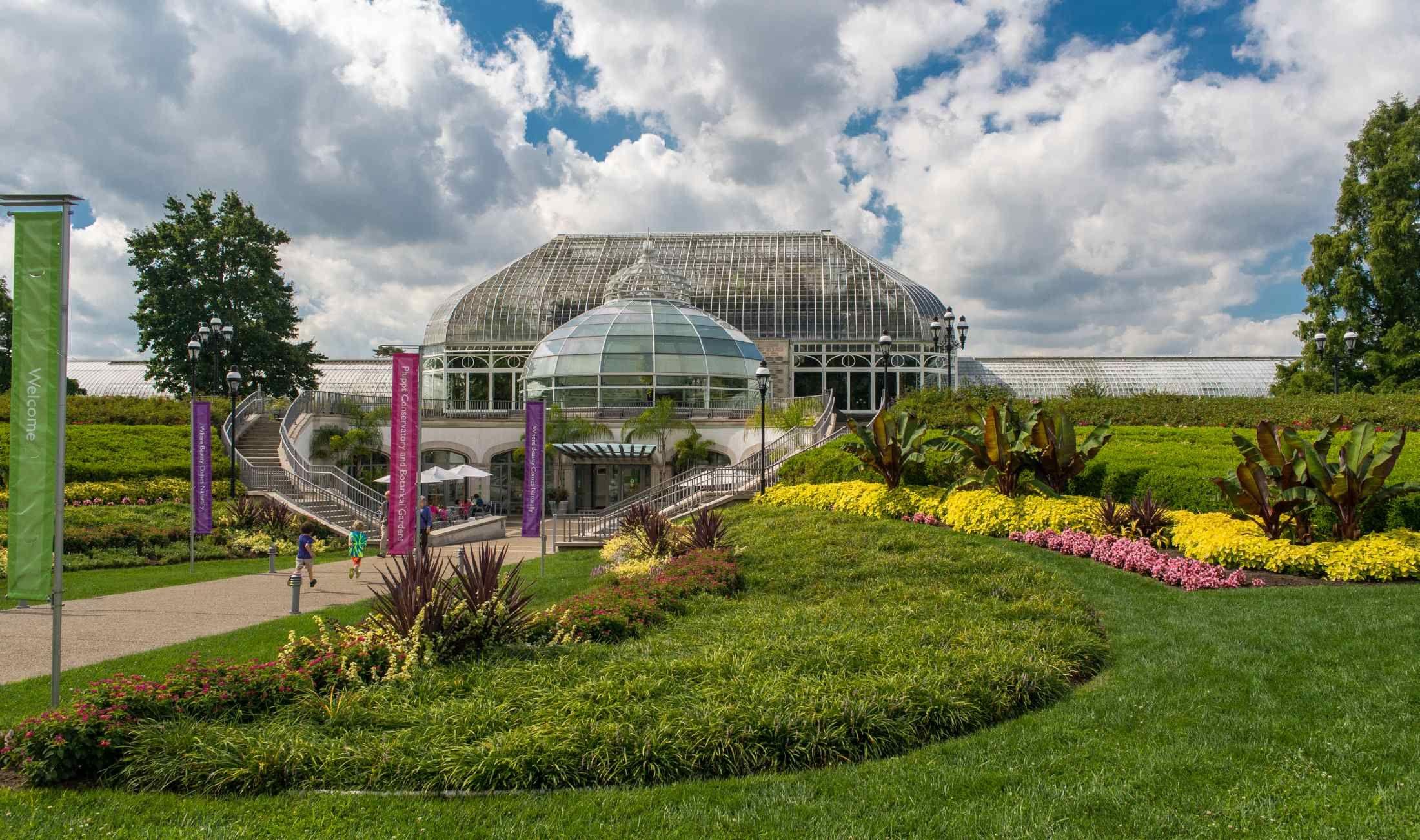 0e6edfc2bde3520fd1503923b6ed5fba - Phipps Conservatory And Botanical Gardens Parking