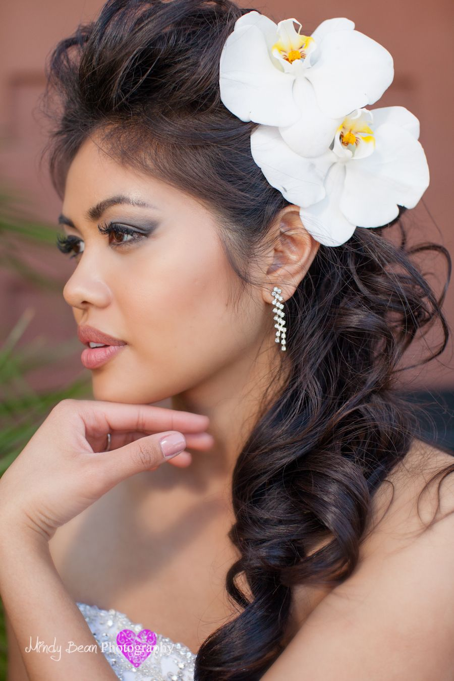 las vegas wedding hair and makeup by amelia c & co. photography by