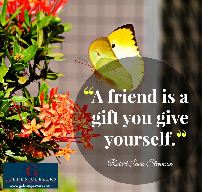 A friend is a gift you give yourself. #Quotes | Entrepreneur and ...