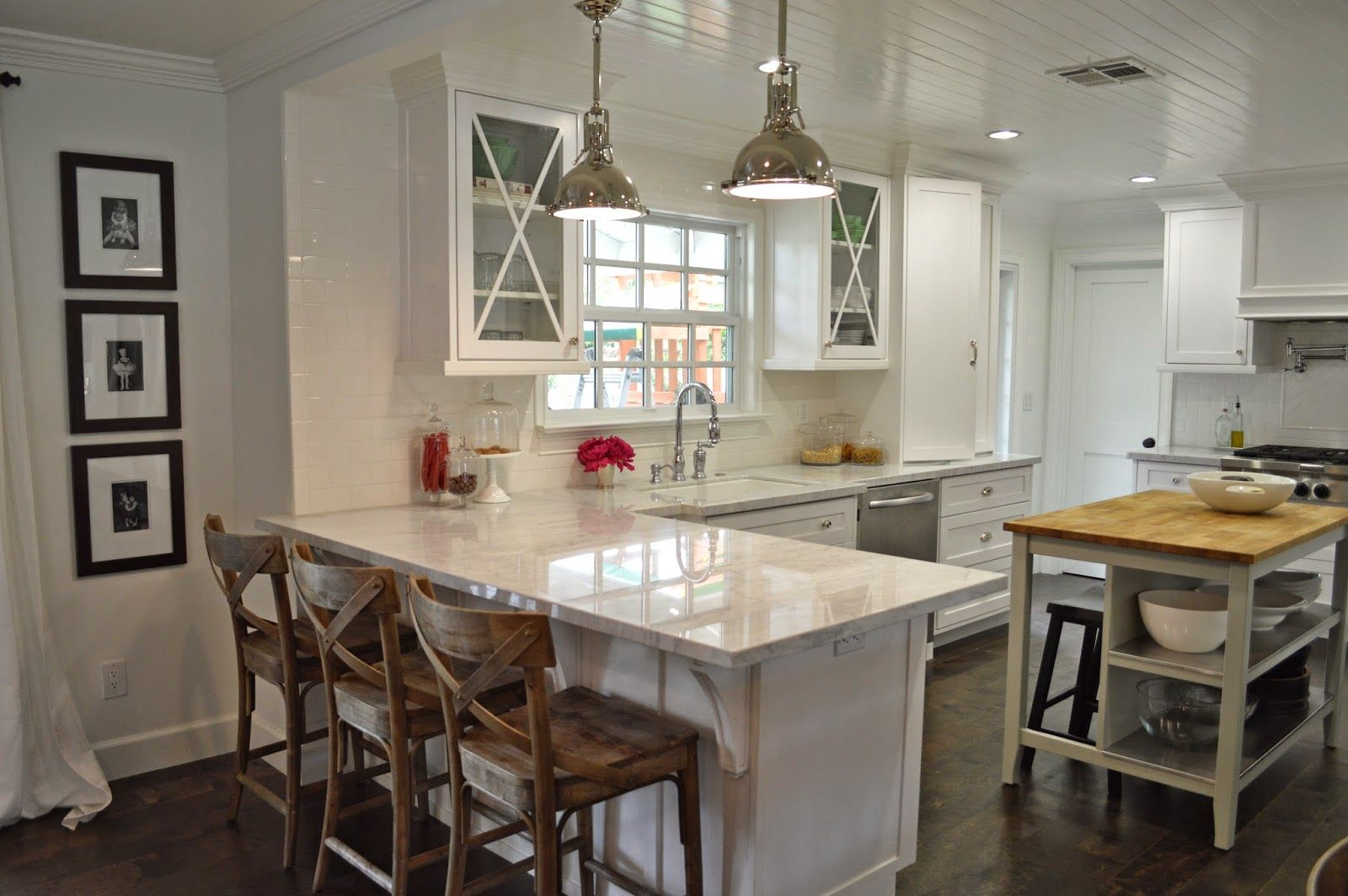 Cape Cod Renovation Ideas Part - 18: The Cape Cod Ranch Renovation ***Instead Of Island, Make More Room In  Kitchen? | Great Lakes Stoneworks Is One Of The Areas Finest Fabricators Of  Gu2026