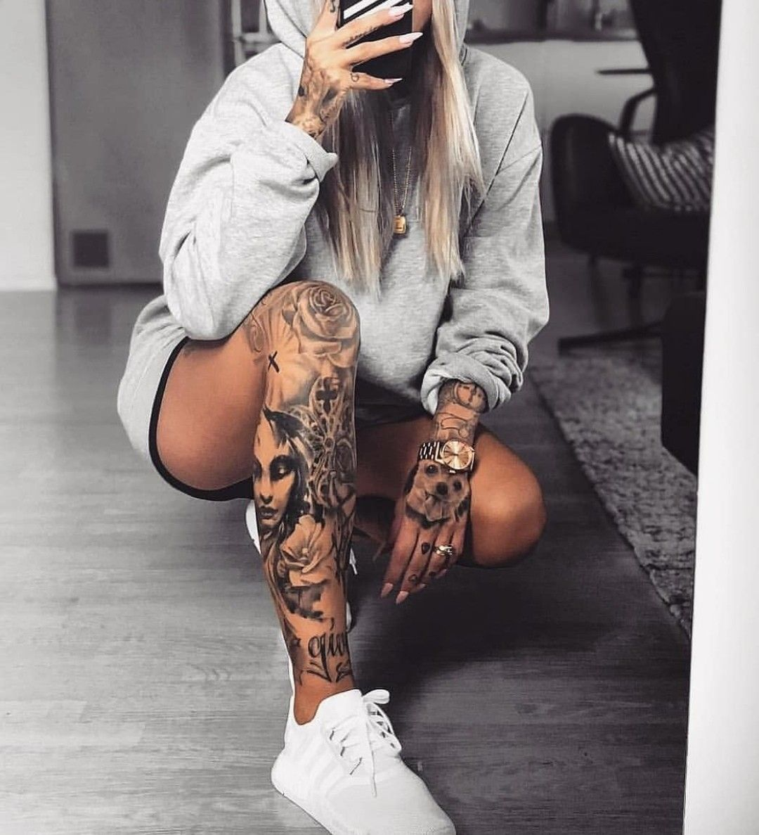 Pin By Relax On Tattoo Tattoos Leg Tattoos Sleeve Tattoos