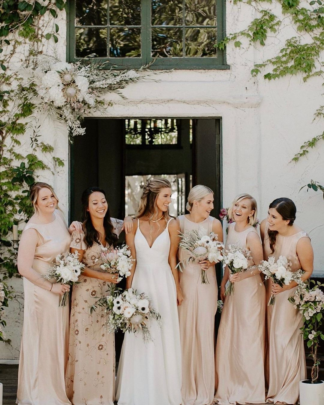 Beloved Gown from BHLDN   Wedding bridesmaid dresses, Ivory ...