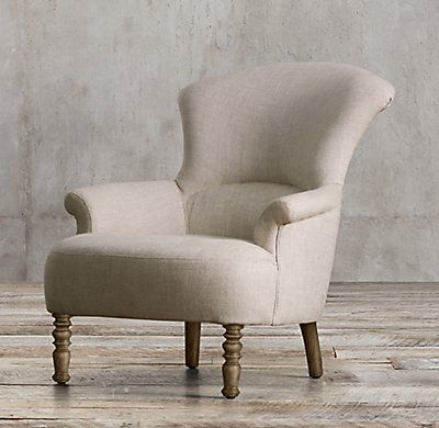 Josephine Chair | Chair, Formal living rooms, Angle of repose