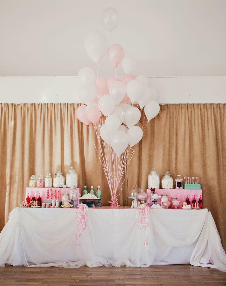 Balloons for wedding - Candybar Und Luftballons