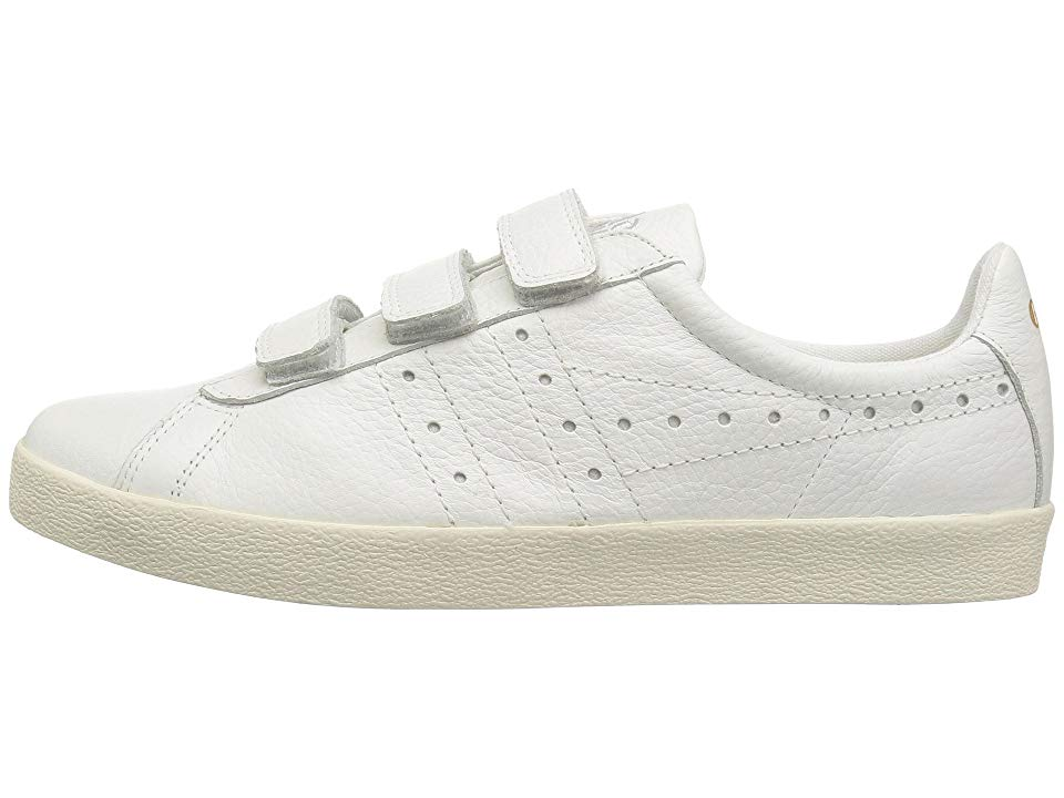 ee662f813f2f Gola Tourist Velcro Leather Men s Shoes Off-White Off-White ...