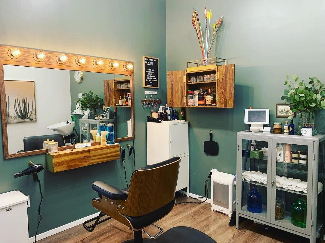 Salon Republic Studio- Hollywood  Salon suites decor, Home beauty