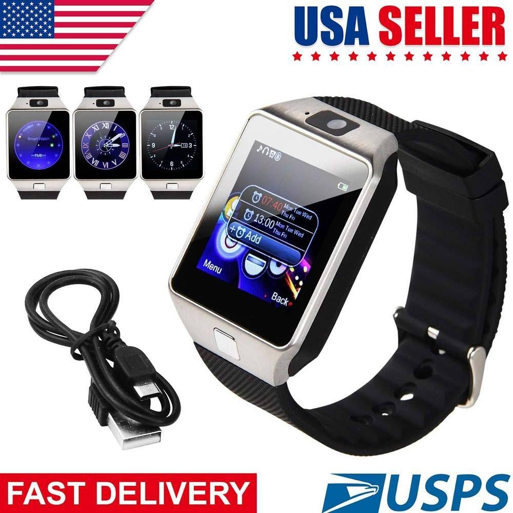 Dz09 bluetooth smart watch gsm sim camera this watch