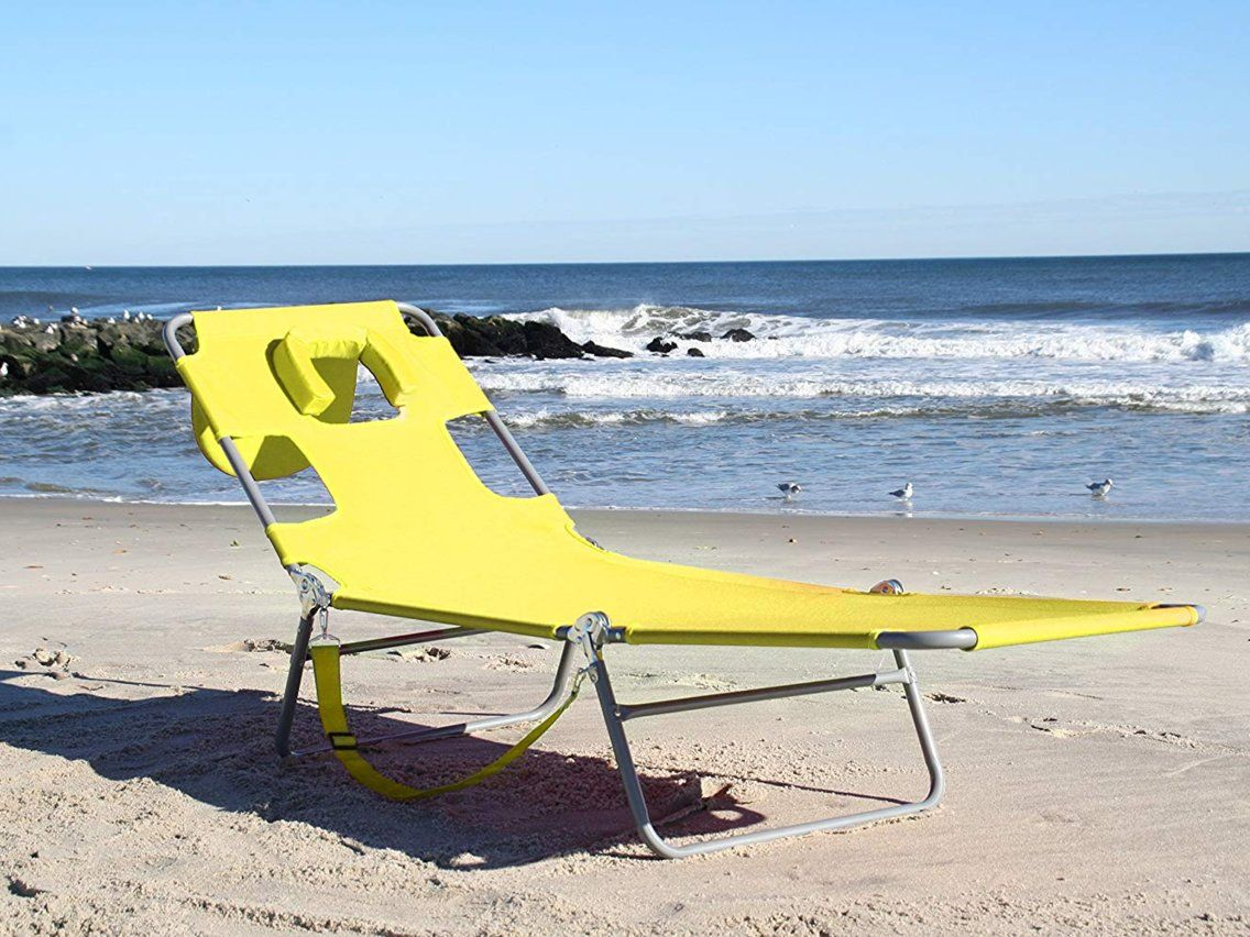 Bookworms can now buy a lounge chair with a hole for your
