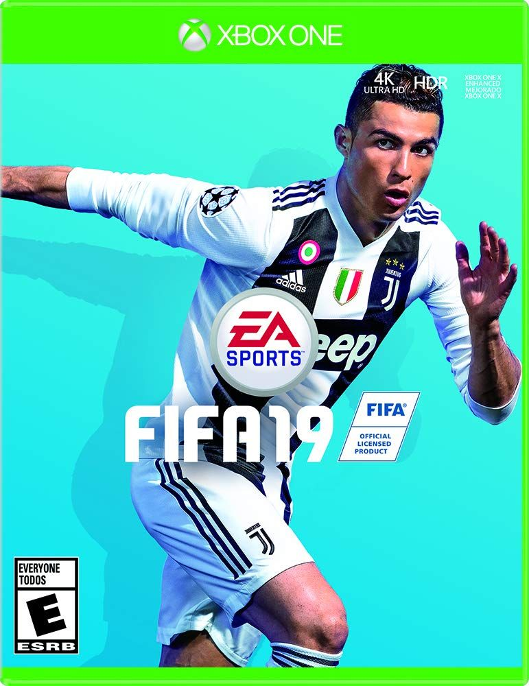 FIFA 19 Ea sports fifa, Xbox one games, Fifa