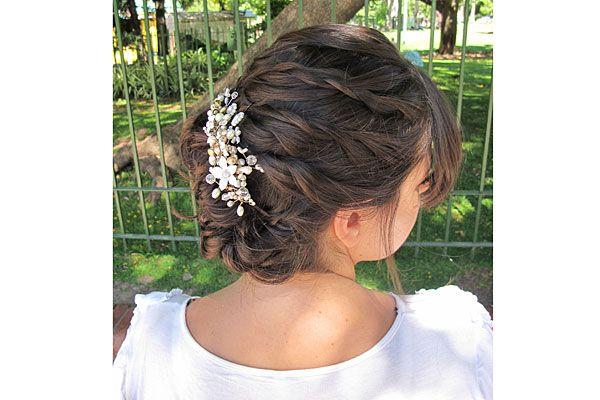 Peinado muy bonito! - blog la antinovia