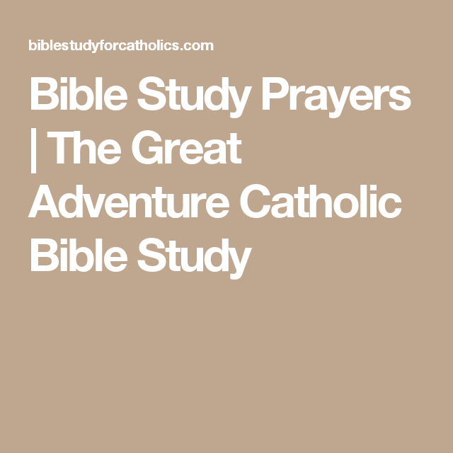 the great adventure catholic bible