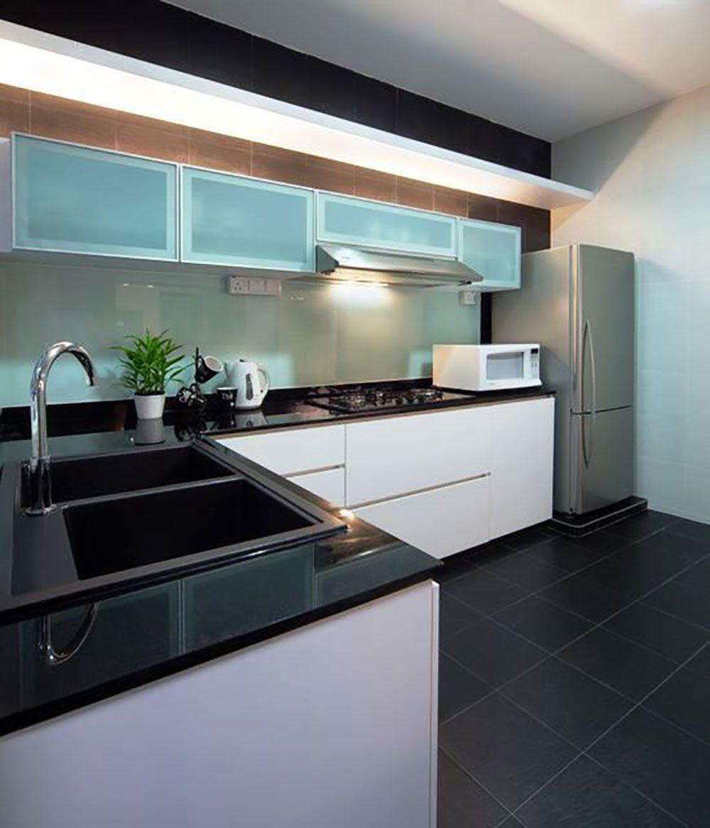 Hdb Home Interior Kitchen Living Room Bathroom Closet