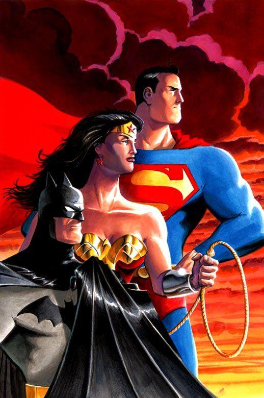 Batman Superman Wonder Woman Trinity Vol 1 Batman Superman Wonder Woman Superman Wonder Woman Batman And Superman