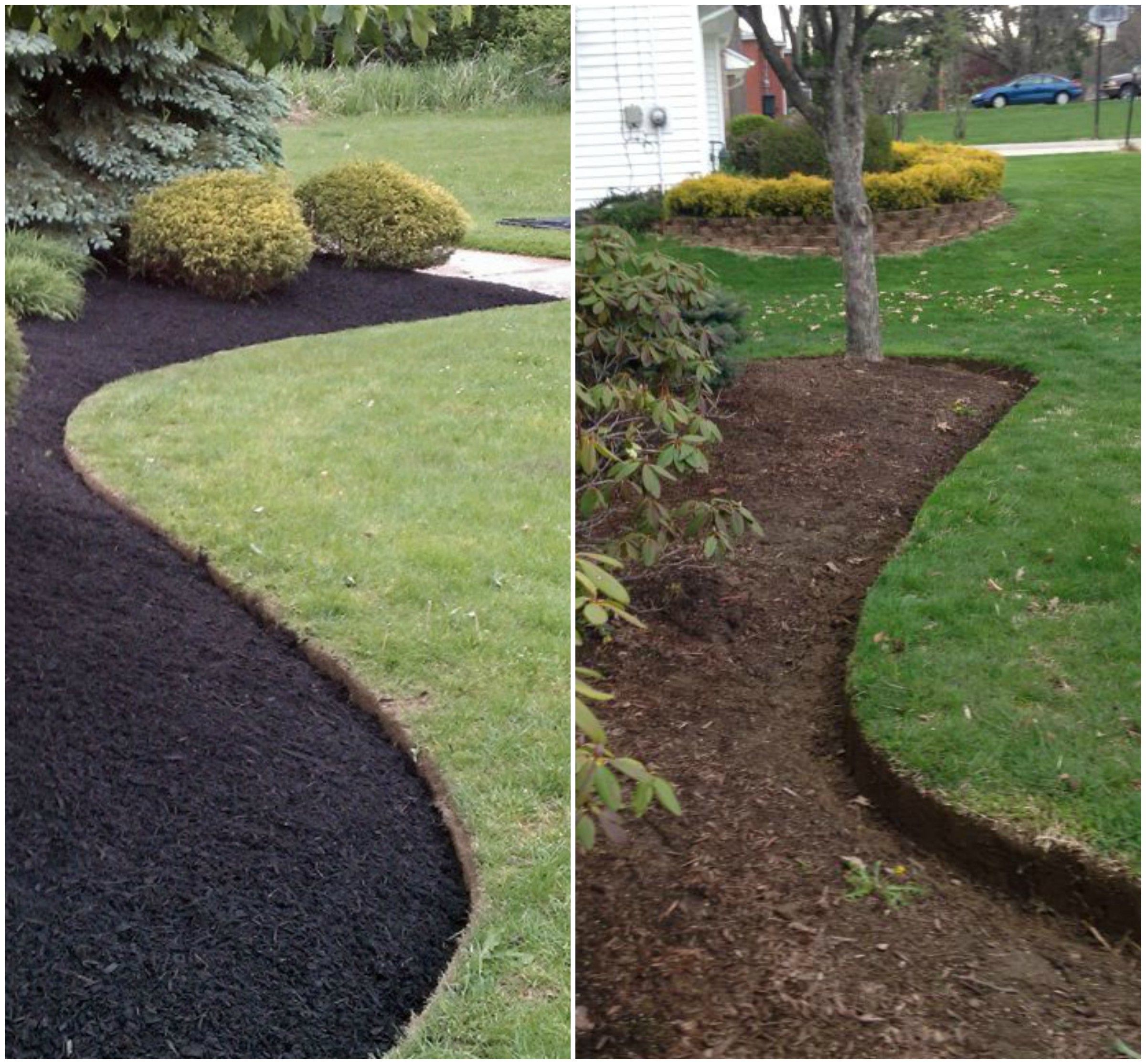 Front Yard Edging: Get That Professional Landscape Look, With STIHL Flower