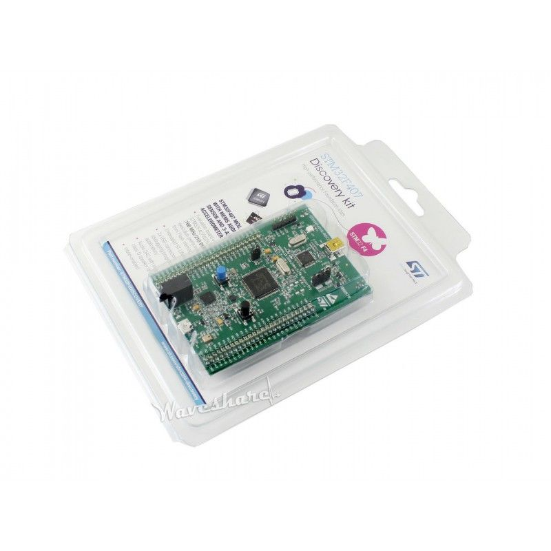 Click to Buy << Modules STM32 Discovery Kit STM32F4DISCOVERY