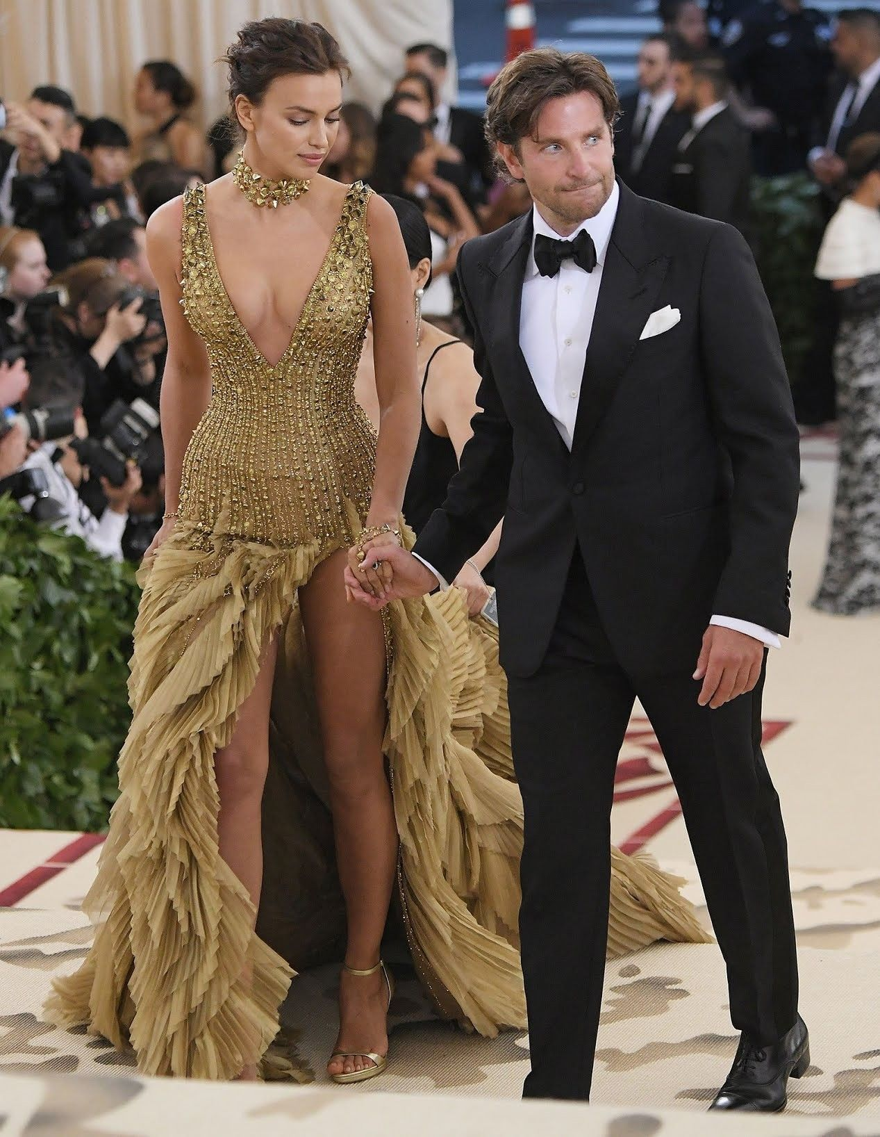 Irina Shayk and Bradley Cooper are preparing for the wedding