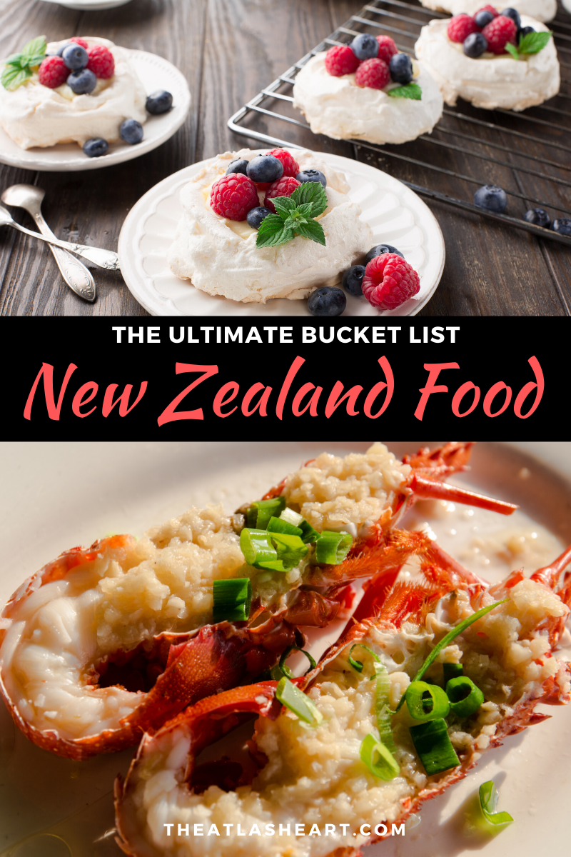 The Best New Zealand Food to Try While Visiting the
