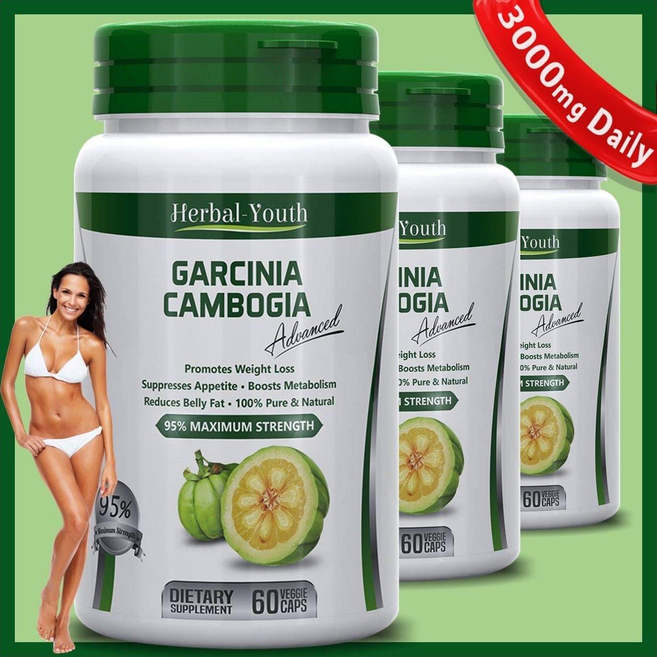 pure garcinia cambogia 3000 mg