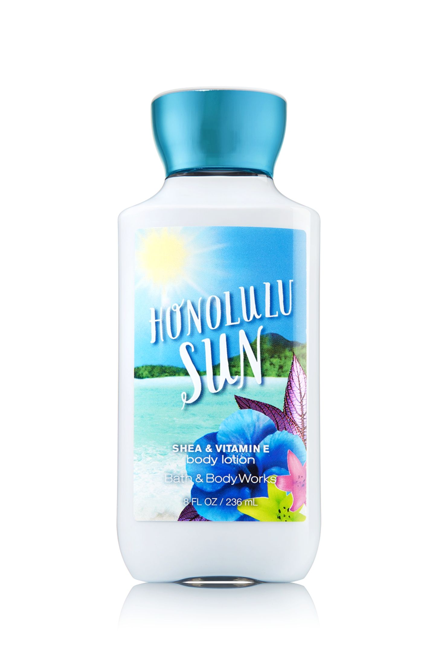 Honolulu Sun Body Lotion Signature Collection Bath Body